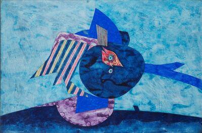 Gianni Dova, 'Untitled', 1975 ca
