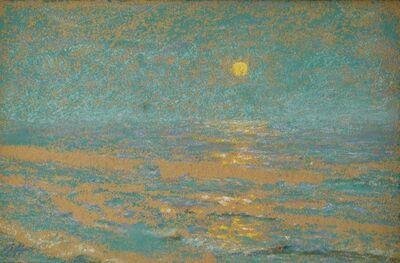Alexander Harrison, 'Blue Moonlight', ca. 1900