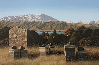 Michael Hight, 'Waitaki Valley', 2017