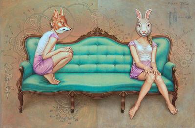 Mark Penner-Howell, 'Waiting', 2015