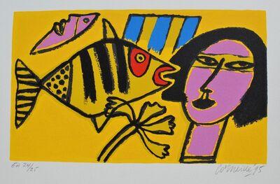 Corneille, 'Le Masque', ca. 1990