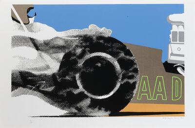 Gerald Laing, 'AAD', 1968