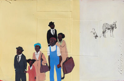Francks Deceus, 'Morning Light Study', 2005