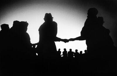 Art Shay, 'Integration Rally', 1961