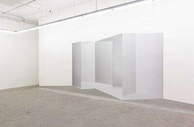 Caroline Cloutier, 'Contre-espace', 2016