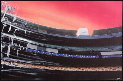 Pete Kasprzak, 'Dodgers Bowl', 2020