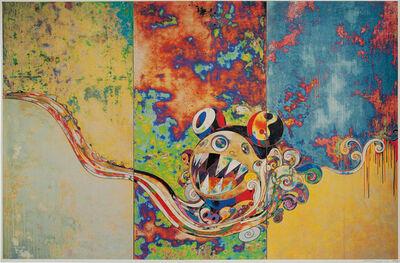Takashi Murakami, '727-727', 2007
