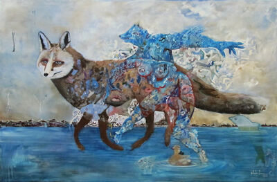 Salvador Luna, 'La chamana ', 2019