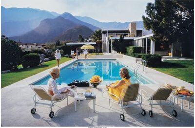 Slim Aarons, 'Poolside Gossip', 1970