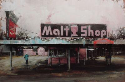 Lindsey Kustusch, 'The Malt Shop', 2015
