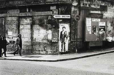 Ernest Pignon-Ernest, 'Rimbaud', 1978