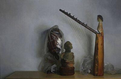 Jas Knight, 'Lumumba's Harp', 2012