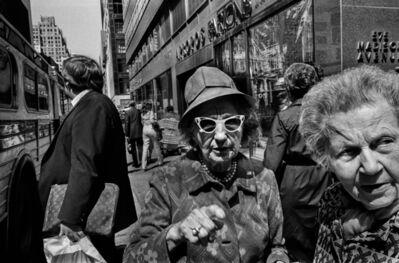 Bruce Gilden, 'Untitled, New York City', 1978