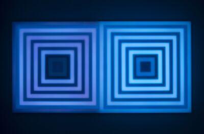 Leo Villareal, 'Double Scramble 2', 2013