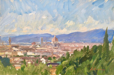 Marc Dalessio, 'Florence', 2019