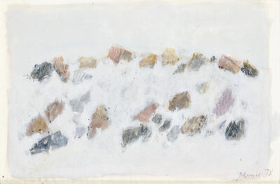 Zoran Antonio Mušič, 'Untitled', 1978