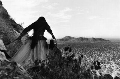 Graciela Iturbide, 'Mujer ángel. Desierto de Sonora, México', 1979