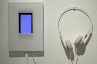 Mauricio Kabistan, 'Score #1 of Rehearsal About Silence [Partitura #1 of 'Ensayo sobre el Silencio]', 2012