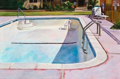 Patricia Chidlaw, 'Empty Pool', 2014