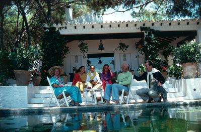 Slim Aarons, 'Rothschild Family', 1980