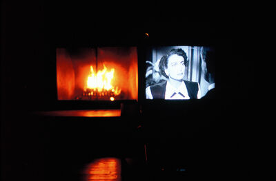 Nan Goldin, 'Joan Crawford on Fire, Thanksgiving, New Jersey ', 2005