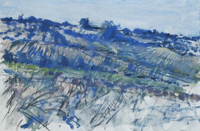 Geoffrey Lefever, 'Bellegarde, Provence II', 1969