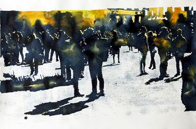 Nicola Villa, 'Controluce', 2016