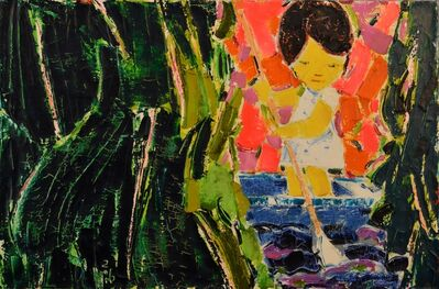 Yan Bo 闫博, 'LITTLE GIRL AND THE BOAT', 2006