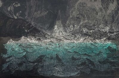 Jennifer Marshall, 'Wind over Water', 2014