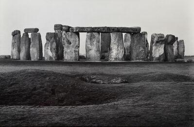 Paul Caponigro, 'Stonehenge, England', 1967