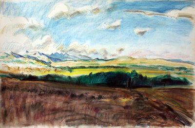 Kenneth Lochhead, 'Pincher Area', 1979