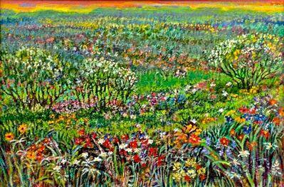Thelma Appel, 'Prairie Flowers', 2014
