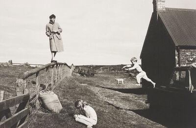 Linda McCartney, 'Paul, Stella and James, Scotland', 1982-printed later