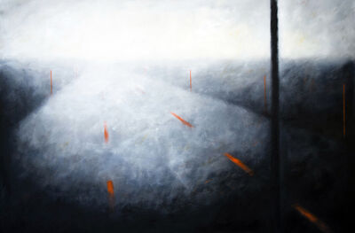 Ernesto Morales, 'Invisible bridges', 2014