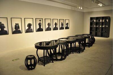 Yeo Chee Kiong, 'Black Banquet ', 2011
