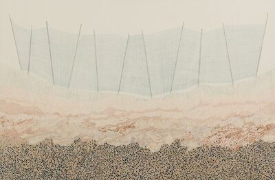 Rachana Badrakia, 'Sky of Infinity 3'