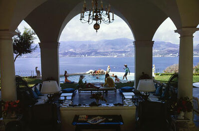 Slim Aarons, 'Acapulco Villa', 1968