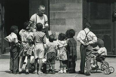 Art Shay, 'Ice Man', 1949