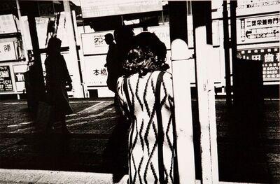 Daido Moriyama, 'Street Scene', ca. 1970