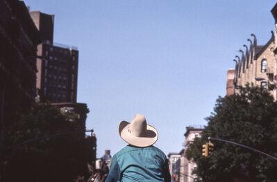Ron Tarver, 'Concrete Canyon, Harlem', 1993
