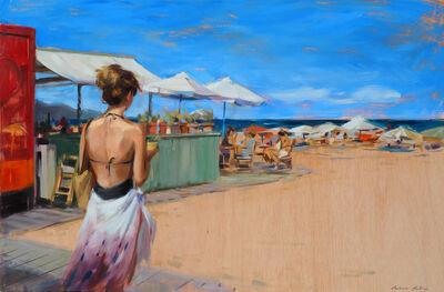 Mónica Castanys, 'Fine sand and salt', 2019