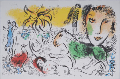 Marc Chagall, 'XX Siecle, Special Issue'