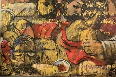 Wayne Forte, 'Drunkenness of Noah', ca. 1999