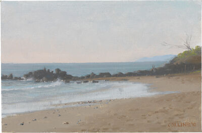 Jacob Collins, 'Morning, Ixtapa Beach', 2010