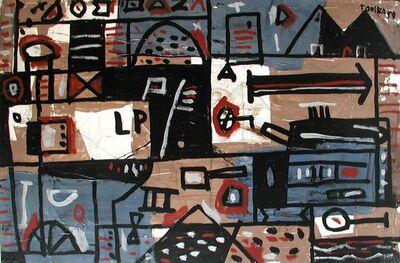 Gonzalo Fonseca, 'Untitled (Symbolscape)', 1959