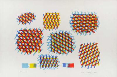 Piero Dorazio, 'Inventario', 1963