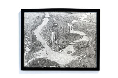 Ben Sack, 'New York City  II', 2018
