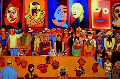 Bob Marchant, 'Art Students exhibition Sydney', 2010