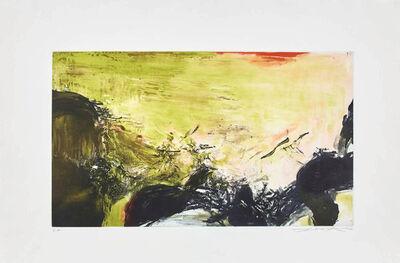 Zao Wou-Ki 趙無極, 'Sans titre ', 1978