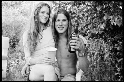 Hunter Barnes, 'Jason & Tara's Wedding, Oregon', 2002